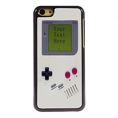 εξατομικευμένο παιχνίδι δώρο το σχεδιασμό της κονσόλας μεταλλική θήκη για το iphone 5γ