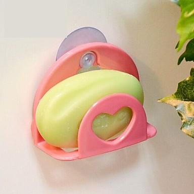 Gadget de Banheiro Multi funções Amiga-do-Ambiente Novidades Fofo Plástico 1 Pça. - Banheiro organização do banho Montagem de Parede