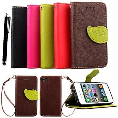 Voor iPhone X iPhone 8 iPhone 8 Plus Hoesje cover Volledige behuizing hoesje Hard PU-leer voor iPhone X iPhone 7s Plus iPhone 8 iPhone