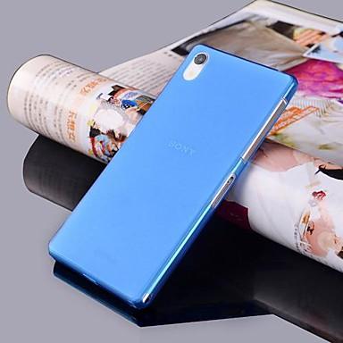 capa de PC ultra-fina para caixas de sony xperia z2 (cores sortidas) / capas para sony