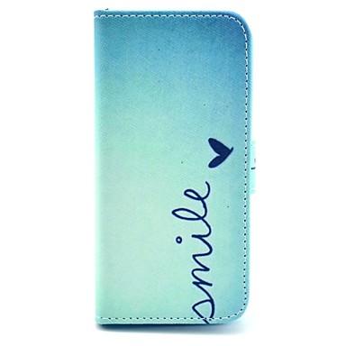 tok Για iPhone 7 Plus iPhone 7 iPhone 5 Apple Θήκη iPhone 5 Θήκη καρτών Πορτοφόλι με βάση στήριξης Ανοιγόμενη Με σχέδια Πλήρης Θήκη Λέξη