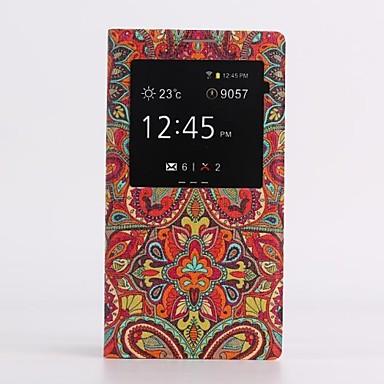 nationale wind dakraam ontwerp batterijdeksel holster case voor Samsung Galaxy Note 3