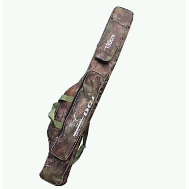 τσάντα αλιείας σύνεργα αλιείας τσάντα 3layer 1.3m εξωτερική συσκευασία αλιείας τσάντα (χρώμα τυχαία)
