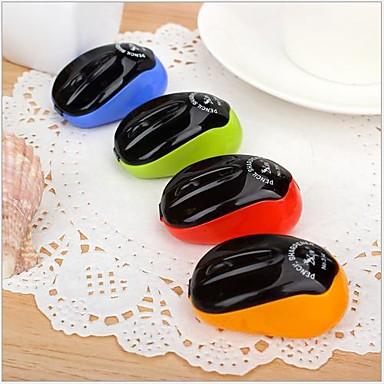 mouse-ul în formă de ștampilă manuală (culoarea aleatoare) pentru școală / birou