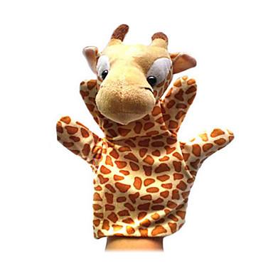 Μαριονέτα δαχτύλου Παιχνίδια Ζώα Ελάφι Νεωτερισμός Αγορίστικα Κοριτσίστικα Κομμάτια