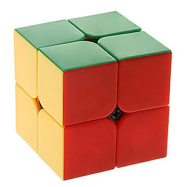 Rubik küp QIYI 2*2*2 Pürüzsüz Hız Küp Sihirli Küpler bulmaca küp profesyonel Seviye / Hız Hediye Klasik & Zamansız Genç Kız
