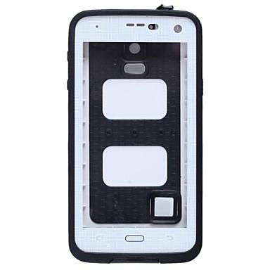 Maska Pentru Samsung Galaxy Samsung Galaxy Carcasă Anti Praf Anti Șoc Rezistent la apă Carcasă Telefon armură PC pentru S5
