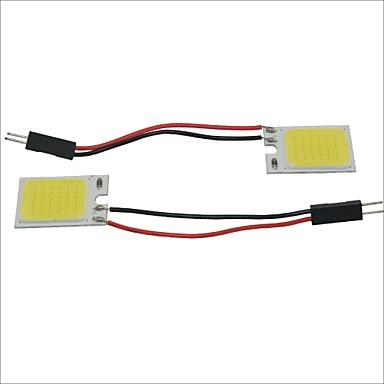 SO.K Auto Leuchtbirnen 2.5 W COB 18 Innenbeleuchtung