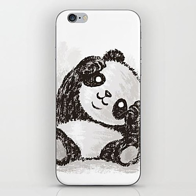 Cute Panda Pattern hard Case for iPhone 6