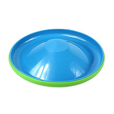 22cm plastic de culoare albastră de zbor de formare Dise