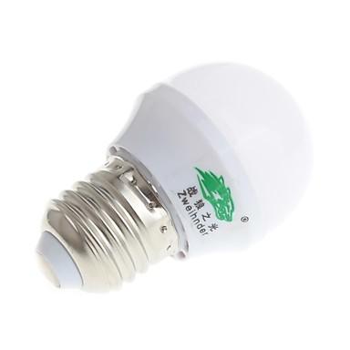 3 W 280-300 lm E26 / E27 LED Kugelbirnen G45 8 LED-Perlen SMD 2835 Dekorativ Warmes Weiß 220-240 V / # / # / ASTM / FCC / FCC