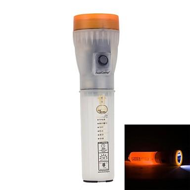 LED-Zaklampen Handzaklampen LED 12 lm 5 Modus Kamperen/wandelen/grotten verkennen Dagelijks gebruik Watersport Werkend Multifunctioneel