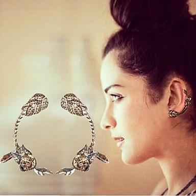 Dame Cătușe pentru urechi Bijuterii Statement La modă Aliaj Flower Shape Bijuterii Pentru Petrecere Zilnic