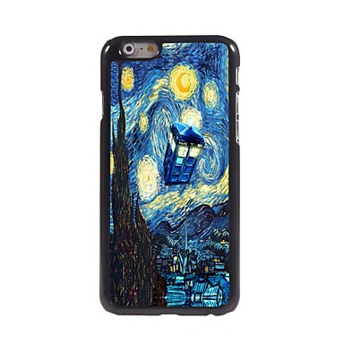The Starry Night Design Aluminum Hard Case for iPhone 6 iPhone Cases