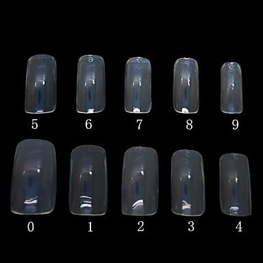 500piese Pentru deget nail art pedichiura si manichiura Abstract / Clasic Zilnic