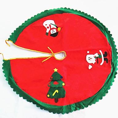 1set Santa Ağaç Etekler Noel Yenilikçi Parti, Tatil Süslemeleri Tatil Süsleri