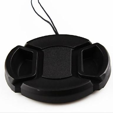 κάμερα dengpin®52mm κάλυμμα φακού για nikon d5200 d5100 d5000 D3100 D3200 d60 D40X d50 με φακό 18-55 mm + ένα σχοινί κάτοχος λουρί