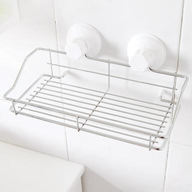 Portbagaje Toaletă / Duș Metalic / Plastic Multifuncțional