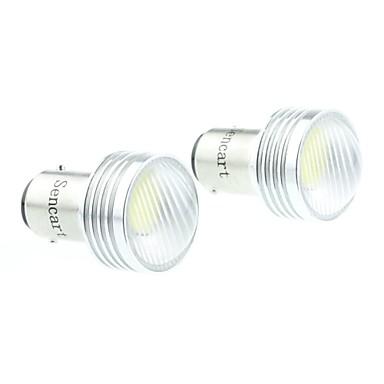 BA15S(1156) Araba Ampul 3W COB 220-260lm LED Dönüş Sinyali Işığı For Uniwersalny