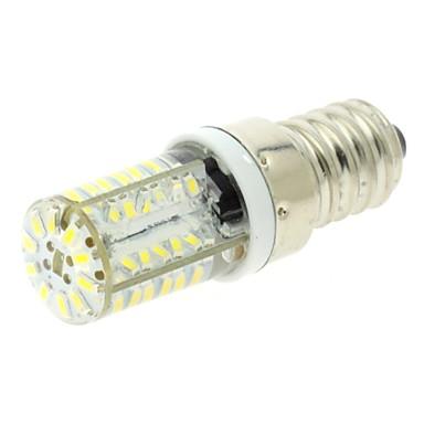 200 lm E14 Becuri LED Corn T 58 led-uri SMD 3014 Alb Cald Alb Rece AC 220-240V