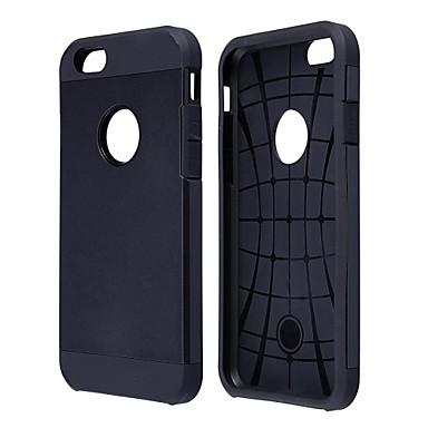 Pentru Carcasă iPhone 6 / Carcasă iPhone 6 Plus Anti Șoc Maska Carcasă Spate Maska Armură Greu Silicon iPhone 6s Plus/6 Plus / iPhone 6s/6