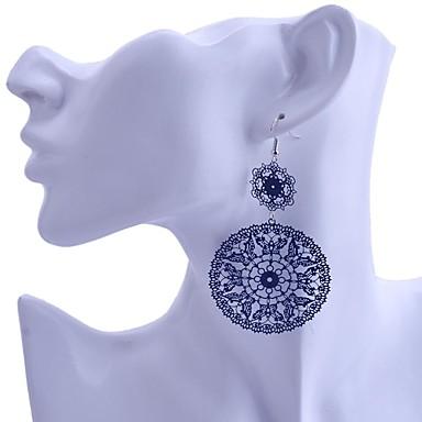 Γυναικεία Κρεμαστά Σκουλαρίκια Ρητίνη Κοσμήματα Πάρτι Καθημερινά Causal