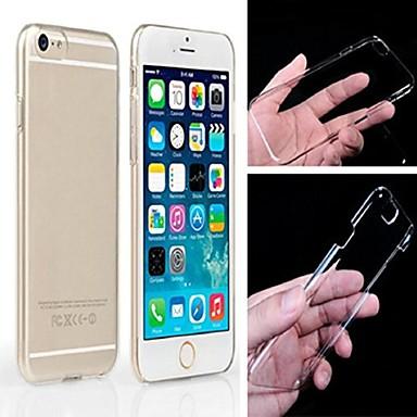 Clear Clip dure transparente iphone 6 plus (5,5 pouces)
