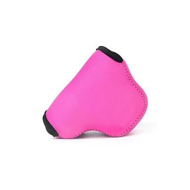 neoprene pajiatu® câmera macia caso protetor saco bolsa para samsung nx1100 NX3000 nx2000 com lente 20-50mm