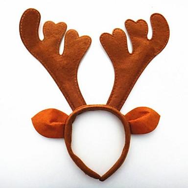χριστουγεννιάτικο πάρτι χαριτωμένο κόκορα ελαφιών καπέλο κεφάλι μαλλιά μπάντα 33 * 34 * 4 εκατοστά
