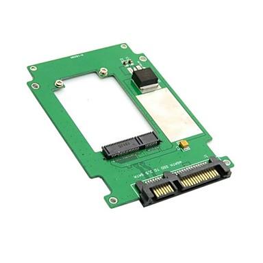 50mm mini PCI-E mSATA SSD de 2,5