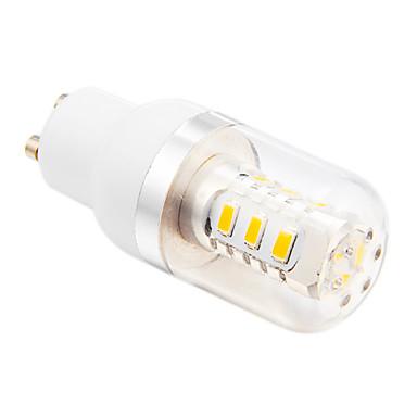 GU10 LED-maïslampen T 15 leds SMD 5730 Warm wit 280lm 2500-3500K AC 85-265V