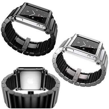 Lynk multi-touch alça de banda relógio de pulso para iPod Nano 6 6 caso (cores sortidas)