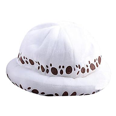 Pălărie/Șapcă Inspirat de One Piece Trafalgar Law Anime Accesorii Cosplay Pălărie Șapcă Terilenă Bărbați