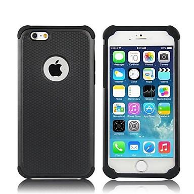 Para iPhone 6 iPhone 6 Plus Case Tampa Capa Traseira Capinha Rígida Silicone para iPhone 6s Plus iPhone 6 Plus iPhone 6s iPhone 6