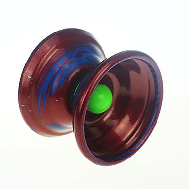 Ball Bearing Magic YOYO Upgraded Version Alloy Aluminum Yo Yo Metal Professional Yo-Yo Toy