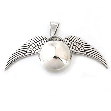 Hangers Metaal Round Shape zilver 1