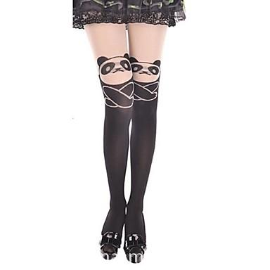 Strümpfe / Strumpfhosen Niedlich Lolita Accessoires Samt Halloween Kostüme