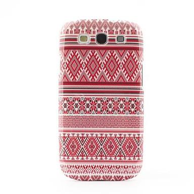 Stilul tribal caz înapoi greu aztec pentru I9300 Samsung Galaxy S3