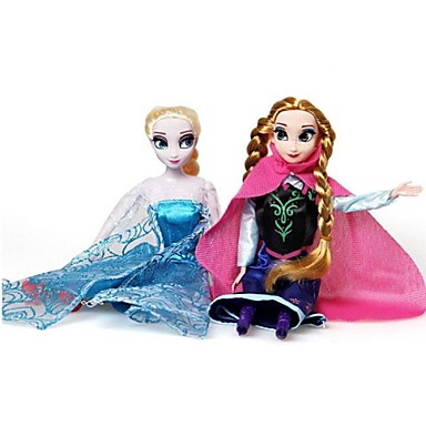 Brinquedos Bonecas Brinquedos Adorável Brinquedos Originais Meninos / Meninas Plástico