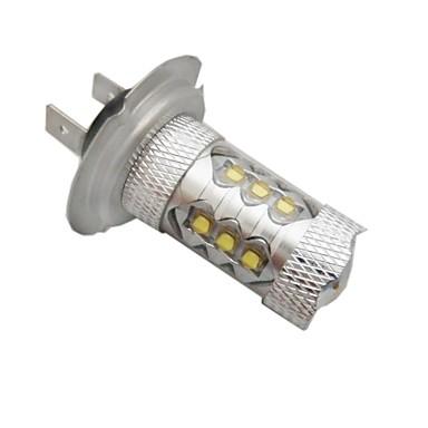 H7 차 전구 10W 통합 LED / 고성능 LED 1600lm LED 안개등