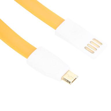 Καλώδιο μαγνήτη micro usb 23cm για καλώδια τηλεφώνου htc / xiaomi / huawei& προσαρμογείς