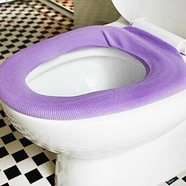 candy gekleurde wc mat (willekeurige kleur)