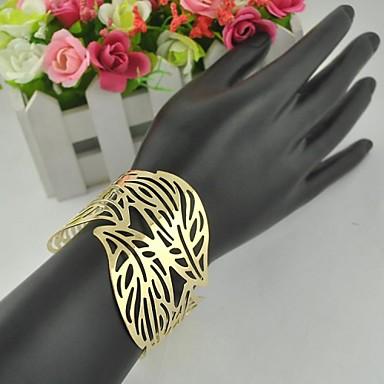 Dames Cuff armbanden Legering Sieraden Bruiloft Feest Dagelijks Causaal Sport Kostuum juwelen