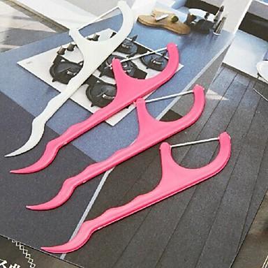 25 adet taşınabilir diş kuaför anti-seya aracı (rastgele renk)