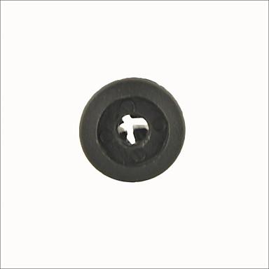 100 τεμ πλαστική βίδα κλιπ μπουτονιέρα συνδετήρα πριτσίνια προφυλακτήρα