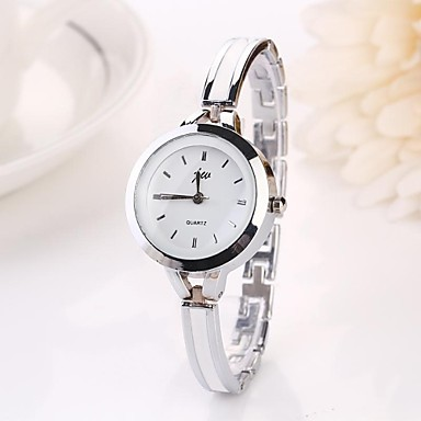 Mulheres Relógio de Pulso Relógio Casual Lega Banda Amuleto / Fashion Prata