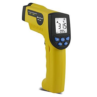 30-420 ℃ LCD portátil ir equipamento infravermelho de medição de temperatura termômetro digital hp-420