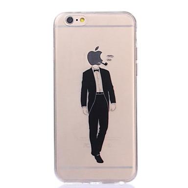 model blând model de bărbat tpu pentru cazurile iPhone iphone 6 / 6s