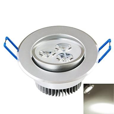 SENCART 300-350lm Deckenleuchten Eingebauter Retrofit 3PCS LED-Perlen COB Dekorativ Natürliches Weiß 85-265V / ASTM / FCC