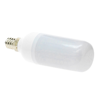 E12 Becuri LED Corn T 84 SMD 2835 500 lm Alb Cald AC 85-265 V